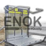 enok - modelli montascale a pedana rebecca