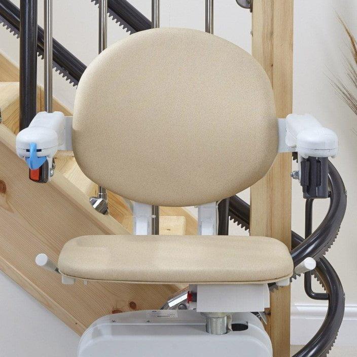 montascale a poltroncina handicare - modello 2000 - seduta simplicity
