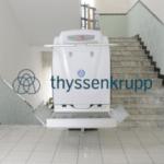 thyssenkrupp - modelli servoscala a pedana