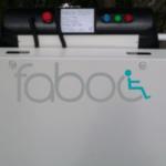 faboc - modelli montascale a pedana athena olympia