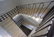 scalini diventano insormontabili per pensionato in condominio di venafro